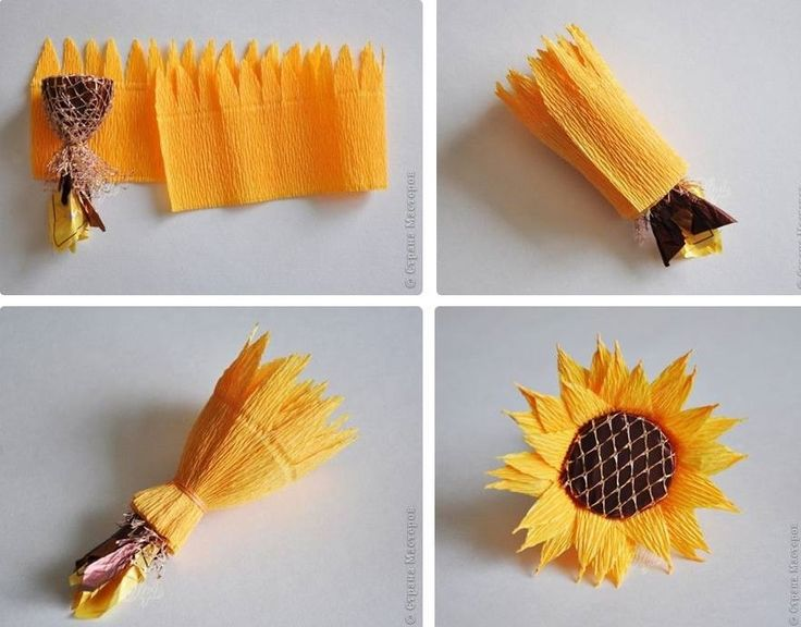 Adesivo De Borboleta Para Geladeira ~ girassol de papel passo a passo Pesquisa Google artesanato passo a passo Pinterest