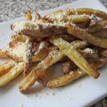 Parmesan Fries--#Actifry Recipe