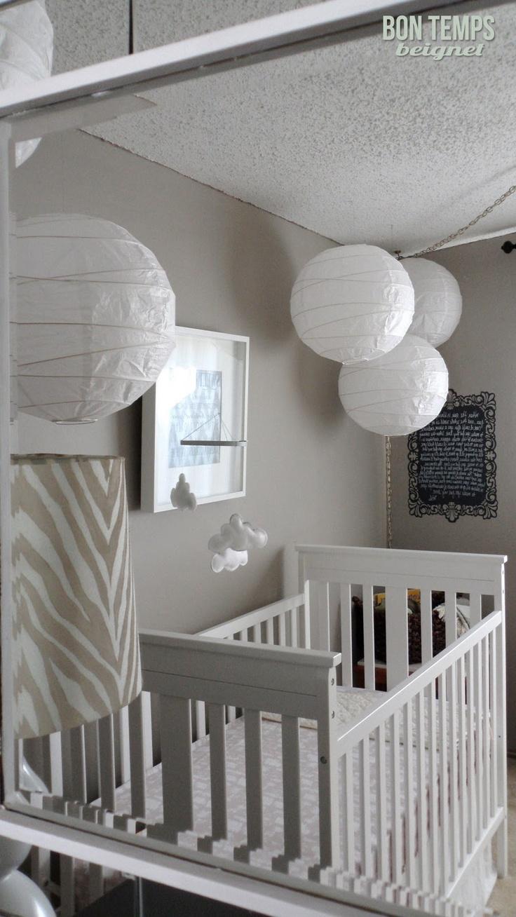 Chambre de bébé !