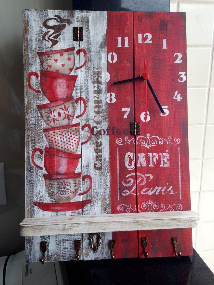 Las 25 Mejores Ideas Sobre Relojes De Madera En Pinterest