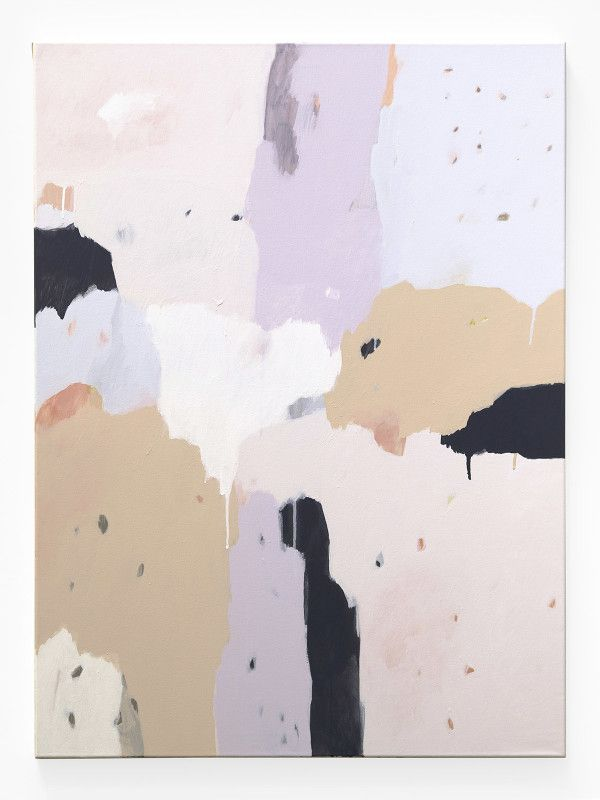 'Together' by Sarah Kelk, acrylic on canvas, 762 x 1016mm.