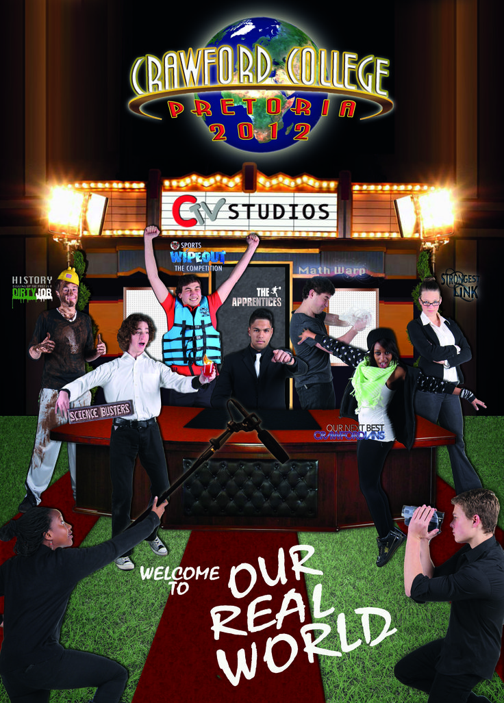 Front Cover - Reality TV Theme