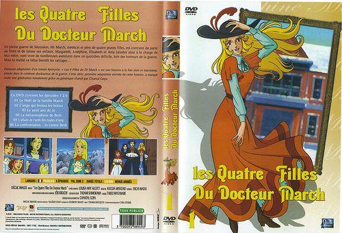 Les Quatre Filles Du Docteur March - Dvd Volume 01