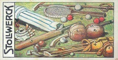 Emil Doepler d. J., 'Sport' Stollwerck, Colonia, 1915