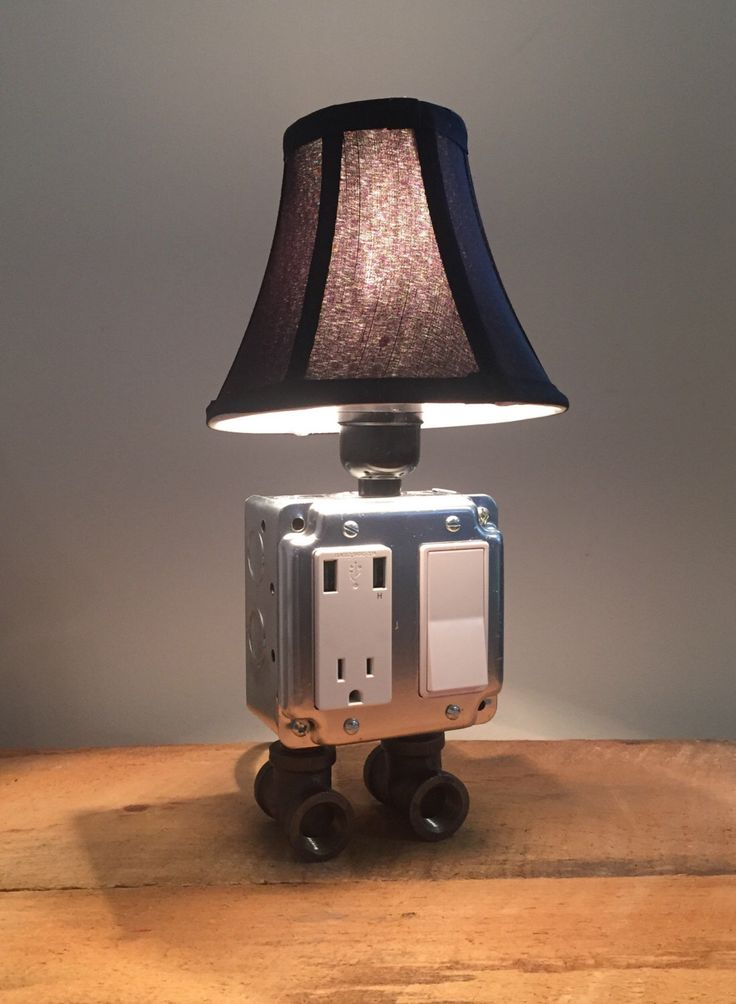 Desk Lamp Etsy