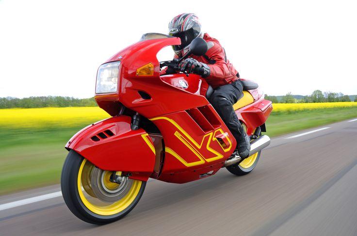 Moto classique : BMW K1, K d'école ! - Moto Journal