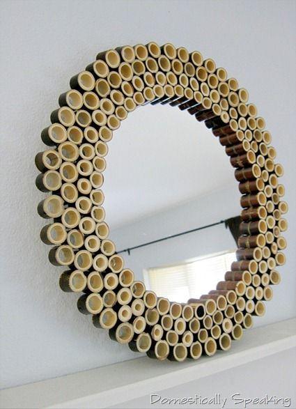 Voici 20 déco originales avec du bambou! Laissez-vous inspirer…