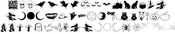 Trick or Treat 2 font by Blue Vinyl - FontSpace