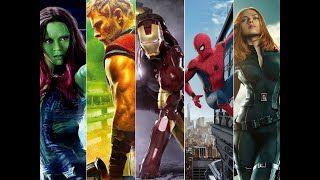 Todas las películas del Universo Marvel ordenadas de peor a mejor | lodynt.com |لودي نت فيديو شير