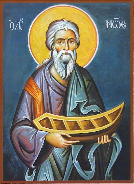 26 Best Heilige Noach Icons Images On Pinterest Orthodox Icons Byzantine Icons And Santos