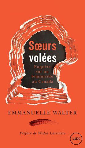 Soeurs volées - EMMANUELLE WALTER #renaudbray #livre #book