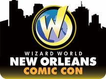 New Orleans Comic Con ǁ Louisiana ǁ New Orleans Ernest N. Morial Convention Center ǁ Wizard World New Orleans