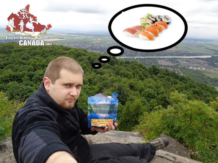 Do I really need to eat this food???  #meme #expedition #dinner