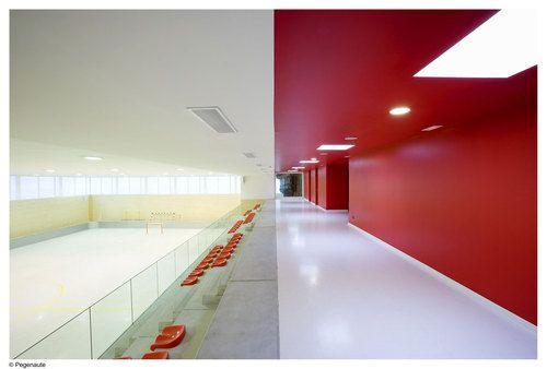 BCQ arquitectura barcelona — Nuevos Edificios Deportivos