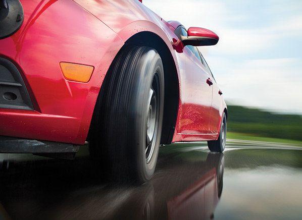 The best gas-saving car tires