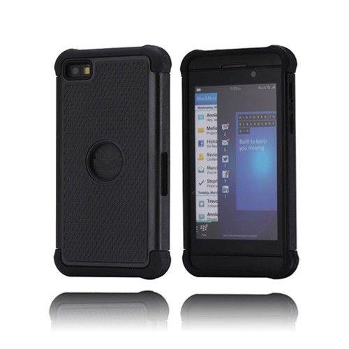 Expedition (Musta) BlackBerry Z10 Kotelo