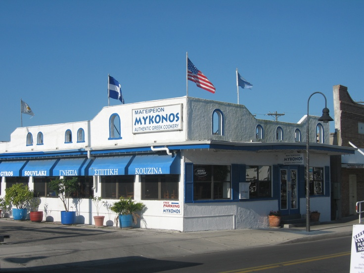 Authentic Greek Food In A Casual Setting Find This Pin And More On Restaurants Tarpon Springs