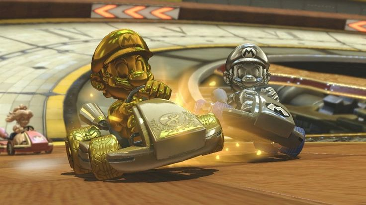 Mario Kart 8 Deluxe Enjoys Second Week At The Top Of The UK Charts - Nintendo Life