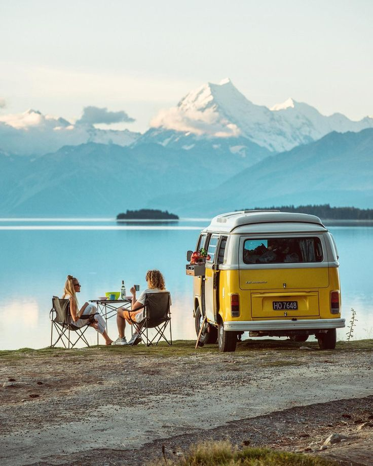 Открытки про путешествия на машине