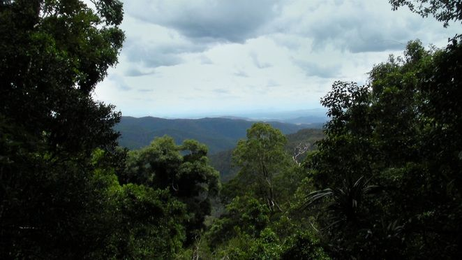 Mt Glorious, lookout, road trip, Christmas in July, Brisbane Forest Park, Picnic areas