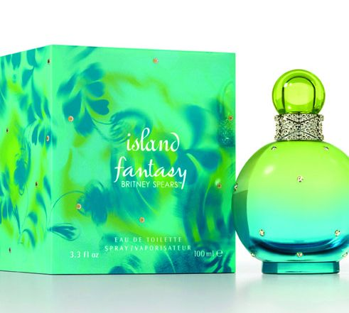 Britney Spears Island Fantasy EDT 100 ml #http://pinterest.com/savate1/boards/ In April 2013, Britney Spears introduced another wonderful collection of Fantasy perfume.