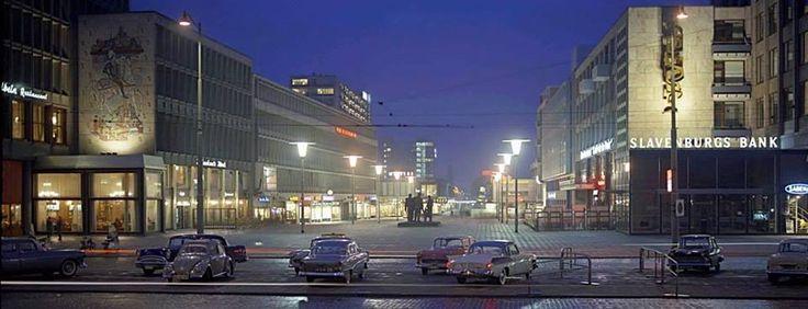 Stadhuisplein 1960