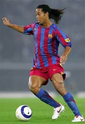Ronaldinho - words can not discribe this mans talent!