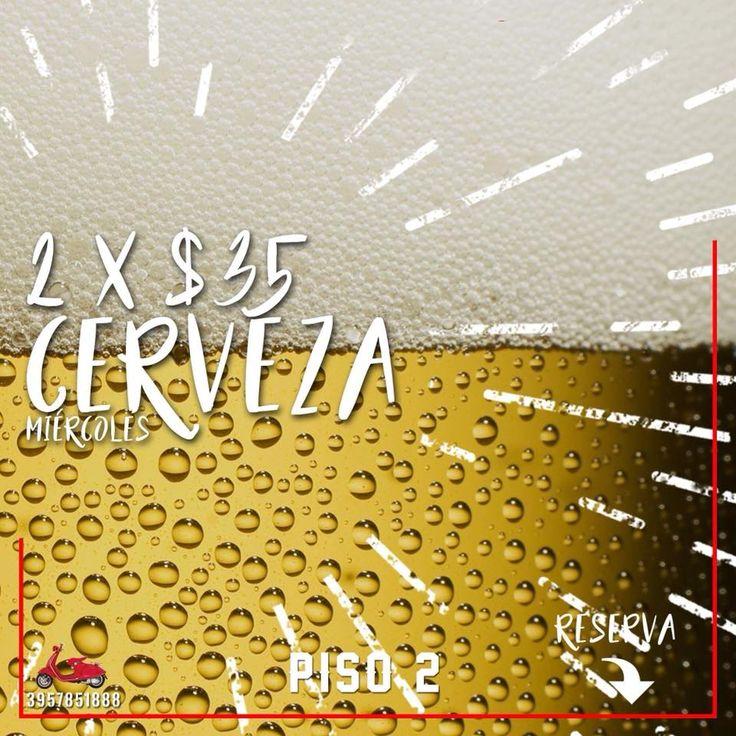 """La cerveza más fría de la ciudad a un """"Super Precio"""" solo aquí en piso 2 en San Juan de los Lagos, Jalisco"""
