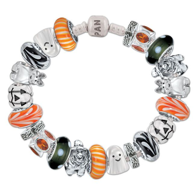 Pandora Halloween Bracelet