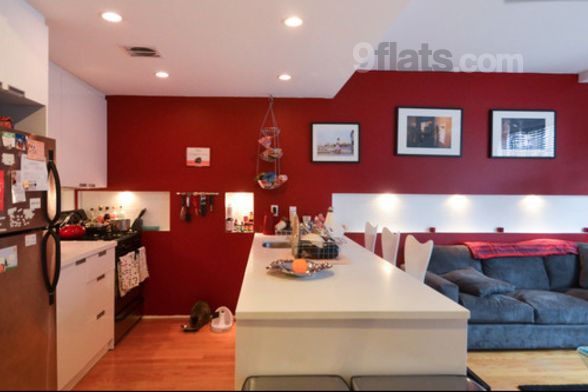 Book Family-friendly Apartment with Air conditioning/Balcony/Lift in New York City-Flatbush from R1,099 at 9flats.com