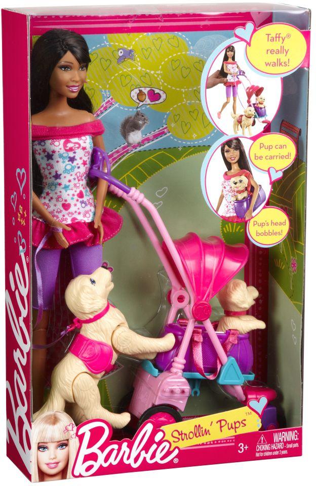 48+ Barbie strollin pups playset ideas in 2021