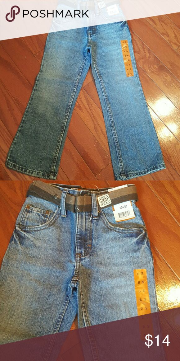 Boys jeans Boys Lee dungarees. NWT. Size 6S. Lee Bottoms Jeans