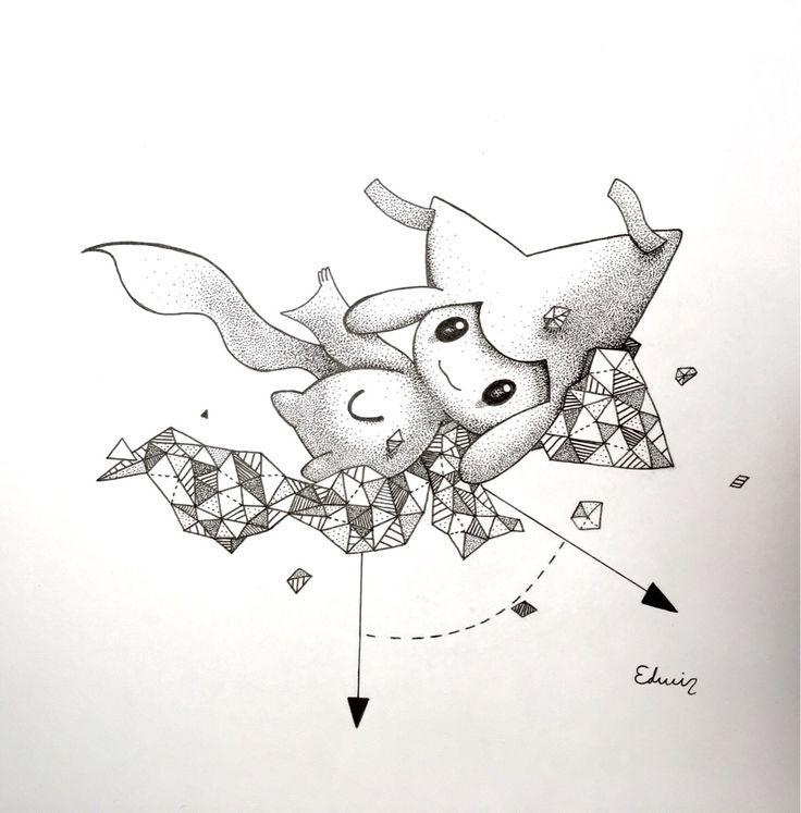 15 Besten Geometric Pokemon Bilder Auf Pinterest