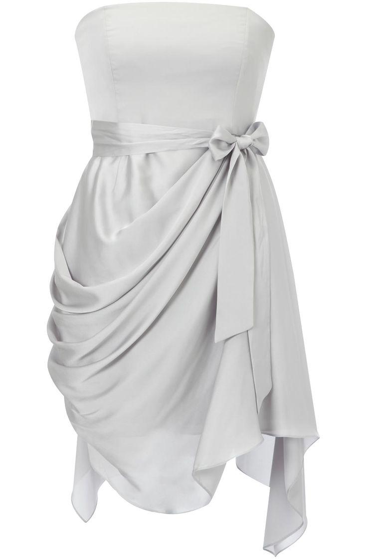 Best Metal Grey Bridesmaid Dresses Ideas On Pinterest Metal