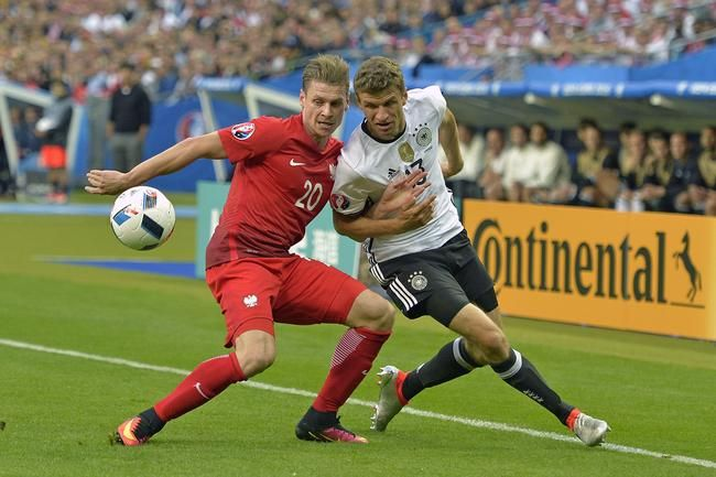 Allemagne - Pologne ( 0-0)