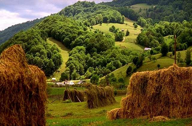 Maramures, northern area of Romania where tourists can relax and visit beautiful landscapes and ancient traditions.