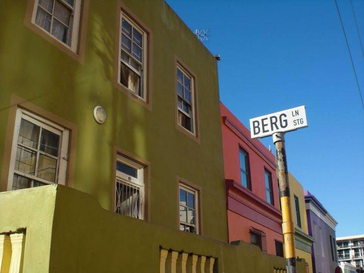 Coloured houses | Bo Kaap | Cape Town