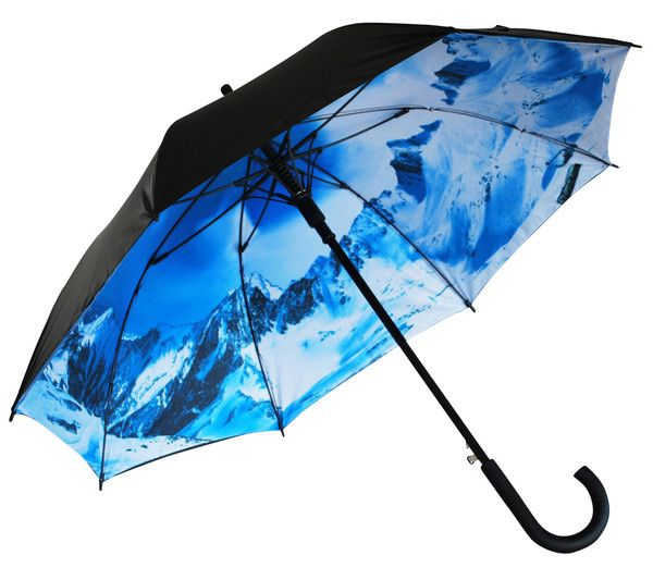 'Off-Piste' Classic Umbrella | Where I'd Rather Be | http://www.whereidratherbe.co.uk/products/off-piste-classic-umbrella