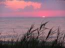 Lake Huron Sunset - taken at Kincardine, Ontario. WMarch.