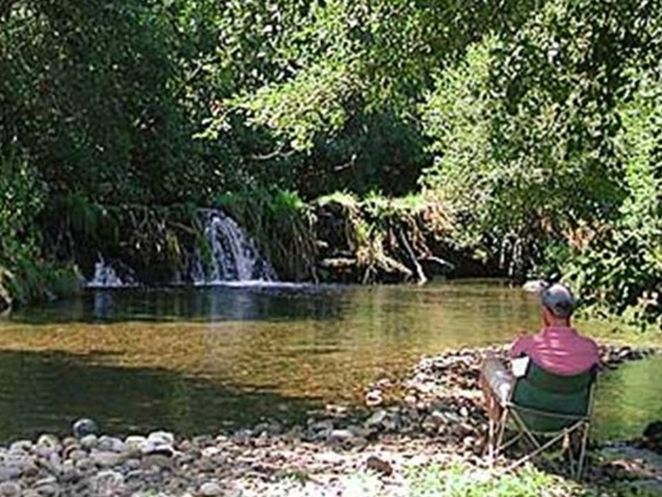 By the river. Mountain Beiras, Portugal. http://www.hideawayportugal.com/modules/property/listing-1018.htm