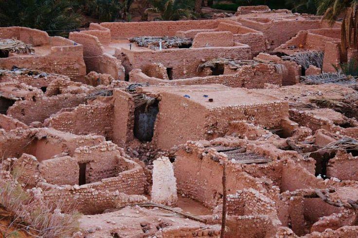 #ruins #timimoun #algeria