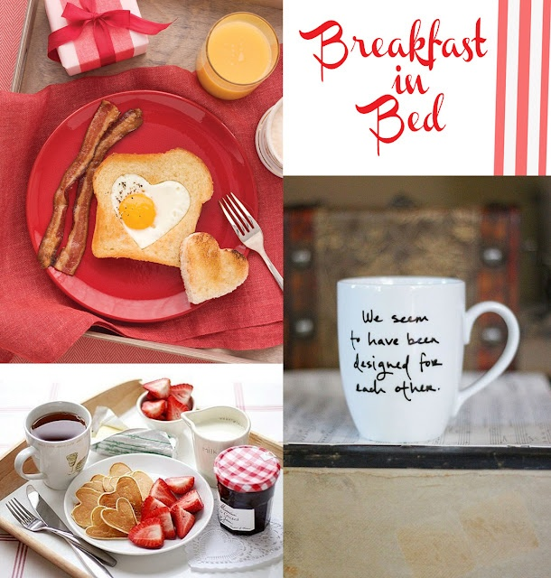 so sweet. // valentines month breakfast ideas for teds days off.