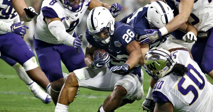 nice No. 9 Penn State tops No. 12 Washington 35-28 in Fiesta Bowl