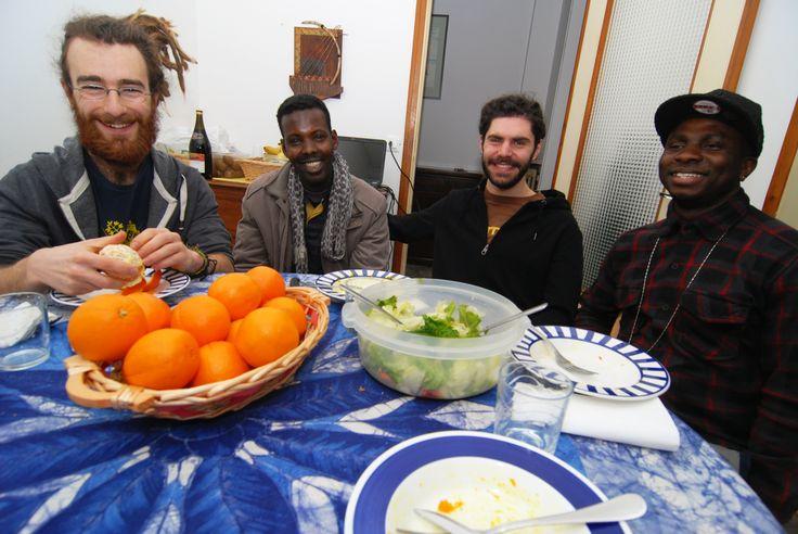 Progetto Tandem:  cohousing tra giovani studenti italiani e rifugiati