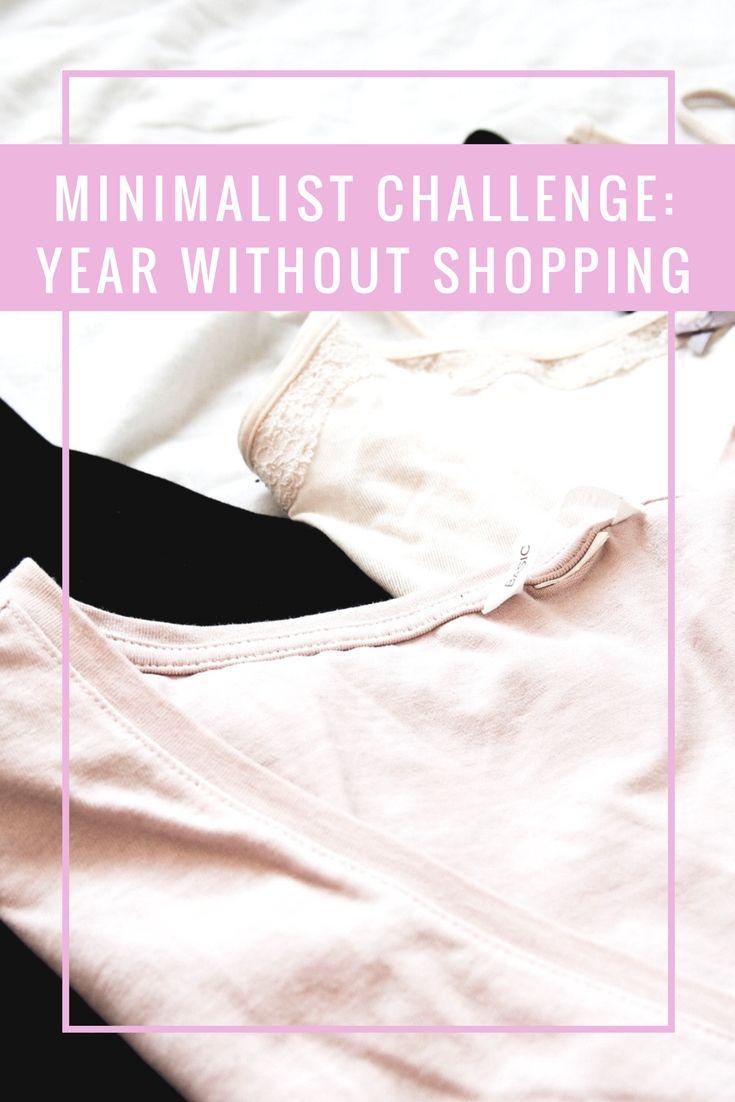 Minimalism shopping
