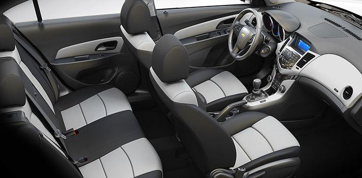 2015 Chevrolet Cruze Interior Jet Black Medium Titanium Ls Travel Vechicals Pinterest