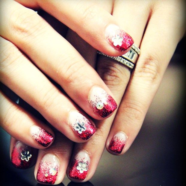 25+ best Latest nail designs ideas on Pinterest | Latest nail art ...