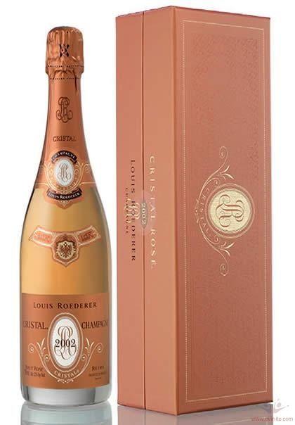Champagne Louis Roederer Cristal Rosé 2000 Magnum