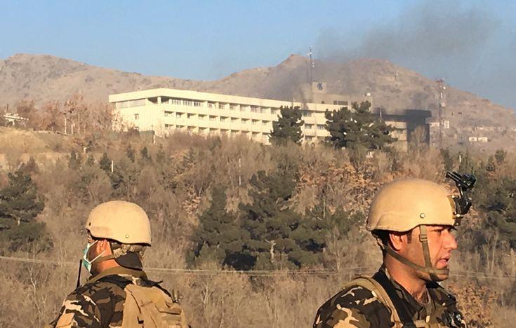 FOX NEWS: The Latest: Taliban kill 18 militiamen in Afghanistan