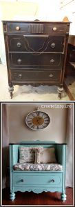 DIY Ideas Of Reusing Old Furniture 7